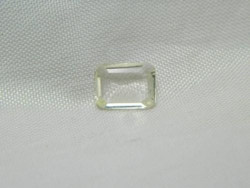 7x5mm 100% Natural Scapolite Facet Stone J948