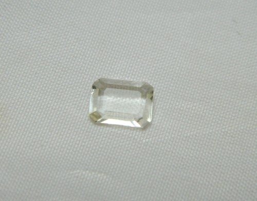 7x5mm 100% Natural Scapolite Facet Stone J952