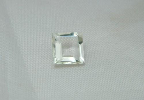 6x6mm 100% Natural Scapolite Facet Stone J966