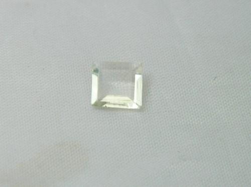 6x6mm 100% Natural Scapolite Facet Stone J967
