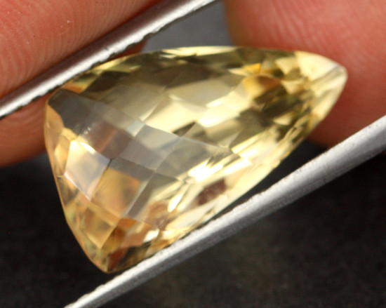 8.55 CTS VS SOFT ORANGE CITRINE - STUNNING - [CIT1]