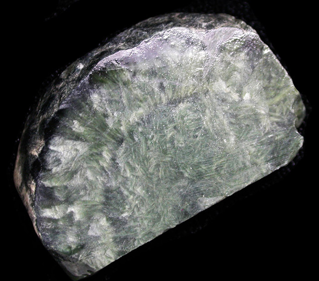 120.00 CTS SERPHINITE ROUGH -RUSSIA [F4018]