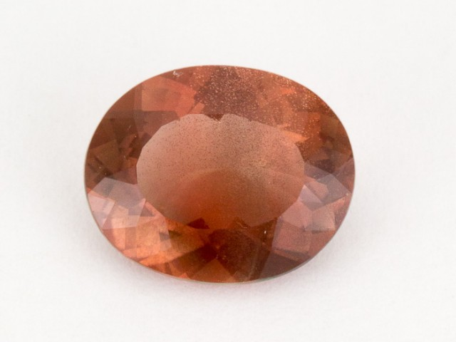 2.5ct Red Oval Oregon Sunstone (S845)