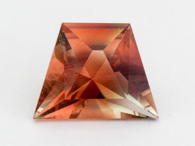 3.6ct Oregon Sunstone, Red Trapezoid (S277)