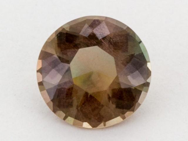 2.8ct Rootbeer Round Sunstone (S54)