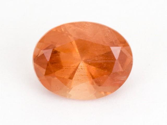 2.15ct Oregon Sunstone, Peach Oval (S679)