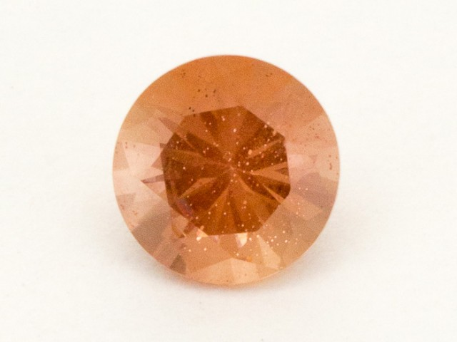 1.2ct Oregon Sunstone, Peach Round (S770)