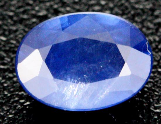1.13 CTS VS HEATED BLUE CEYLON SAPPHIRE [SAP9]