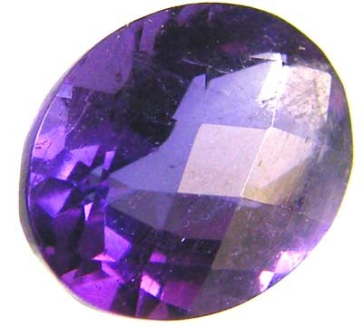 [SG]SI1 RICH COLOUR CHECKERBOARD  AMETHYST 2.65 CTS [S1036 ]
