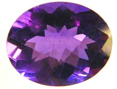 [SG] VS RICH COLOUR CHECKERBOARD  AMETHYST 2.90 CTS [S1052 ]