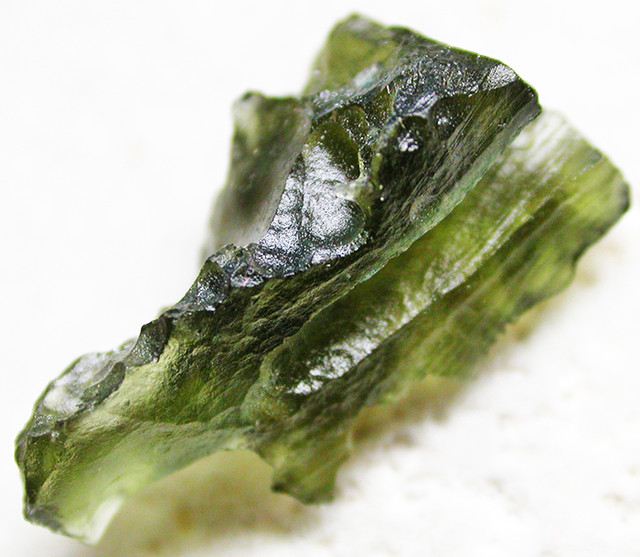 10.17 CTS GREEN MOLDAVITE   NATURAL   [MGW3308]