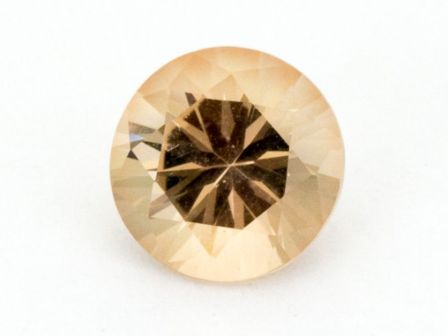 1.2ct Oregon Sunstone, Clear Round (S786)