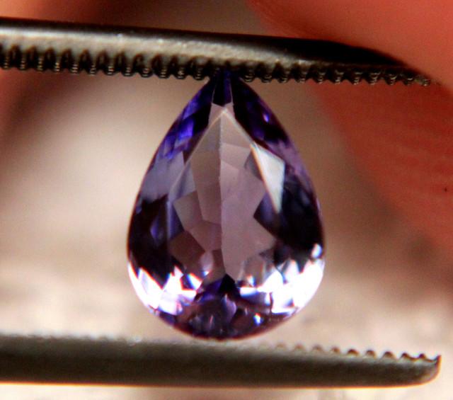 1.09 Carat VVS Tanzanite - Beautiful Gem