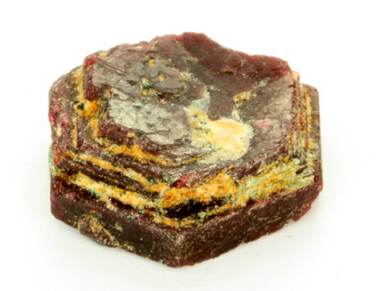 19.16 CTS RUBY  CRYSTAL FROM AFRICA [MGW3538]