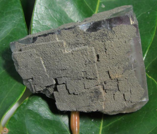 162 grams  NATURAL  FLUORITE/PYRITE SPECIMEN  MS 872