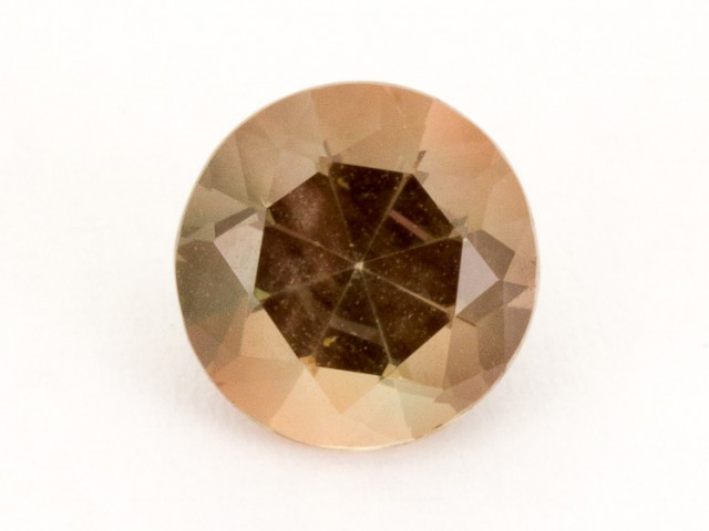 1.1ct Oregon Sunstone, Round Rootbeer (S1651)