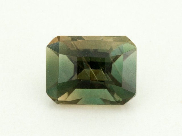 1.2ct Green Rectangle Sunstone (S1631)