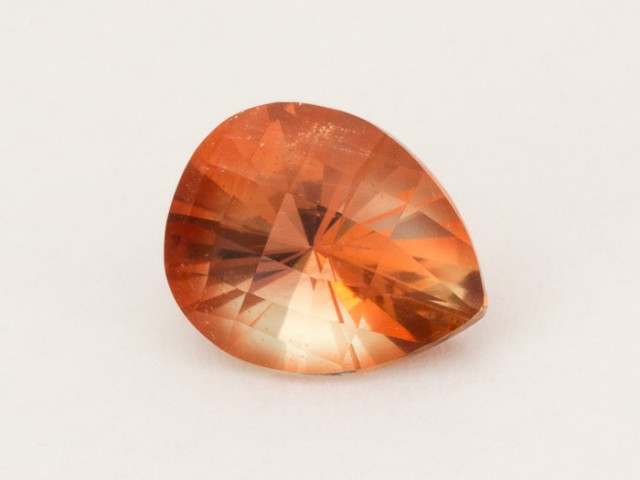 2.2ct Oregon Sunstone, Red Pear (S205)