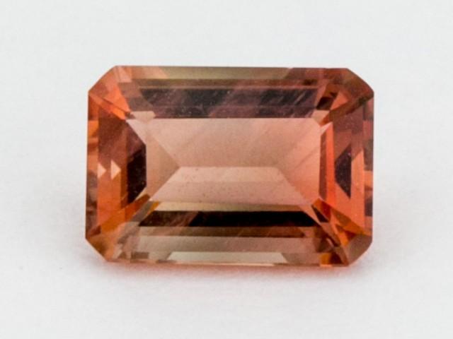 .95ct Oregon Sunstone, Red Emerald Cut (S297)