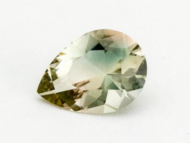 1.1ct Oregon Sunstone, Clear Pear (S267)