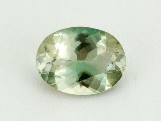 1.1ct Oregon Sunstone, Clear/Green Oval (S1594)