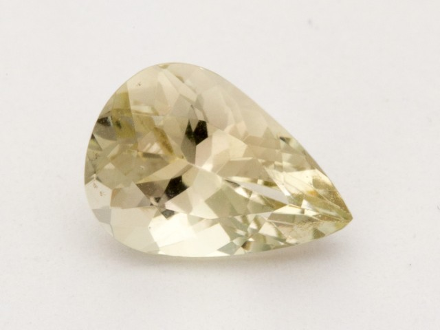 1.2ct Oregon Sunstone, Clear Pear (S1571)