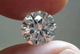 NATURAL SOLITIAIRE WHITE DIAMOND, 2.18CTW SIZE , 1PCS,NR