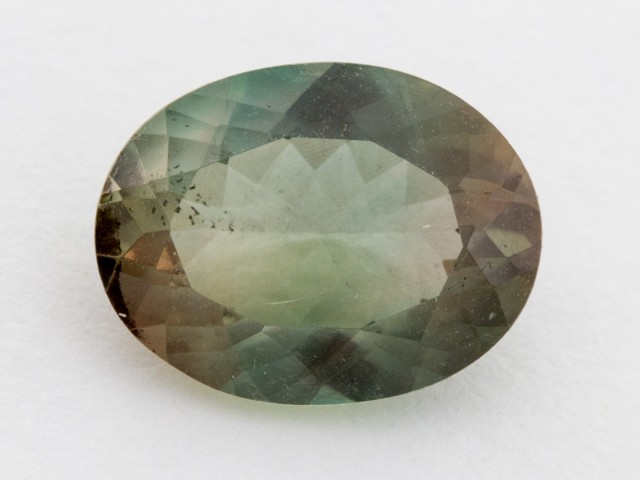 2.2ct Oregon Sunstone, Green Oval (S1172)