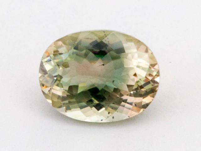 2.6ct Oregon Sunstone, Bicolor Oval (S1177)