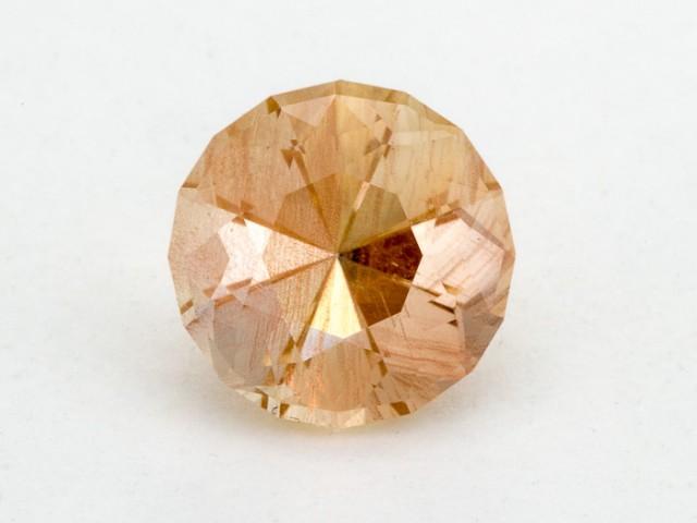 3.2ct Peach Round Sunstone (S951)
