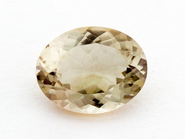 1.7ct Oregon Sunstone, Champagne Oval (S1175)