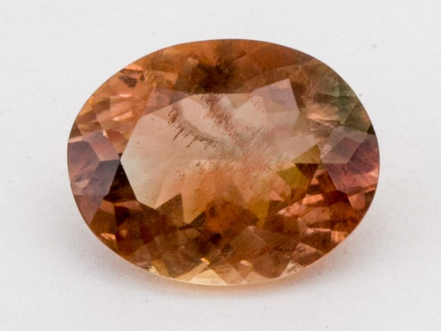 3.8ct Oregon Sunstone, Peach Oval (S1154)