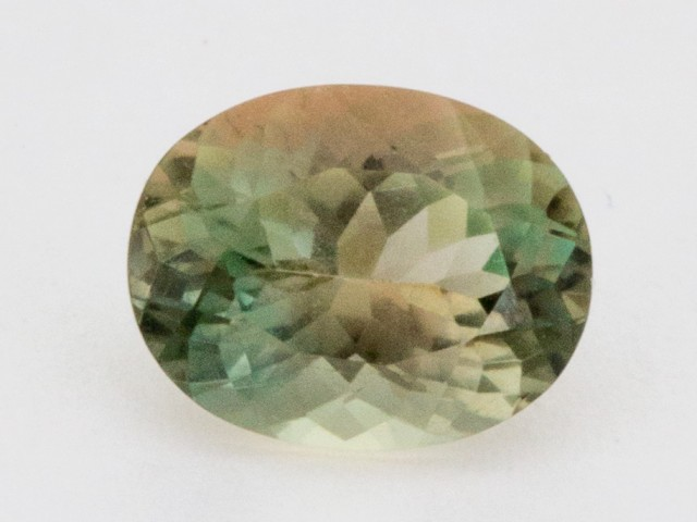 2ct Oregon Sunstone, Green Oval (S1234)