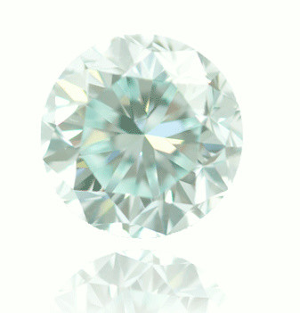 NATURALVERY RARE-LIGHT-BLUE DIAMOND, 0.25CTWSIZE, 1PCS