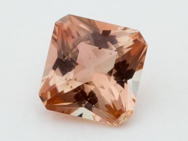 2.2ct Pink Square Sunstone (S1257)