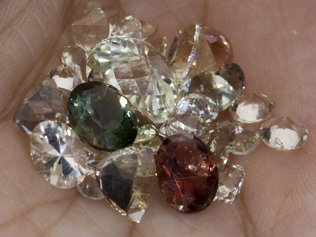 20ctw Oregon Sunstones Mixed Parcel (SL1928)