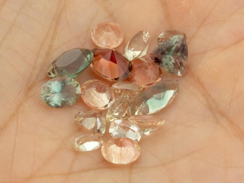 SALE! 10ctw Oregon Sunstones Mixed Parcel (SL1930)