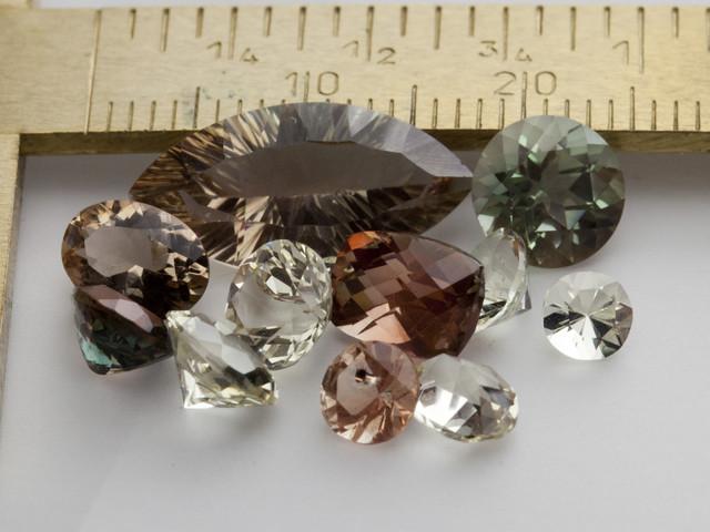 10ctw Oregon Sunstones Mixed Parcel (SL1935)
