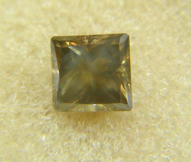 NATURALSOLITIARE  GREEN DIAMOND,2.25CTWSIZE, 1PCS,NR