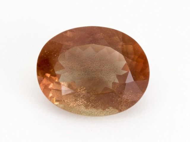 6ct Rootbeer Oval Sunstone (S1890)