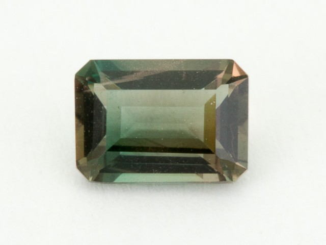 1ct Green Rectangle Sunstone (S1840)