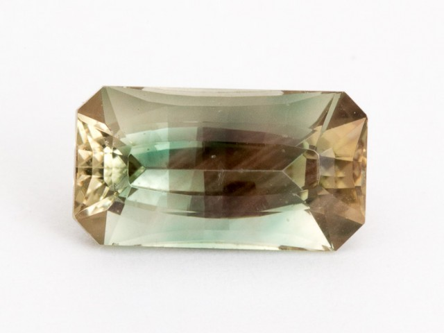 5.4ct Oregon Sunstone, Watermelon Baguette (S1869)