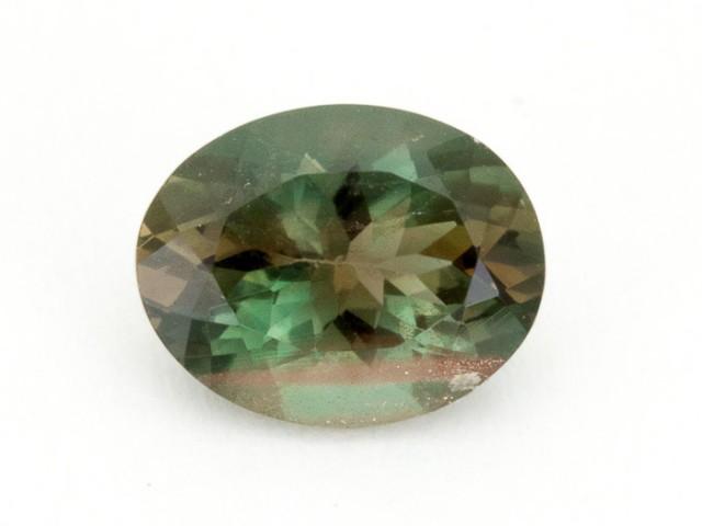 2.2ct Green Oval Sunstone (S1806)
