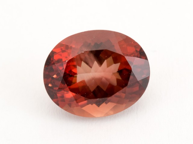 3.9ct Oregon Sunstone, Red Oval (S1803)