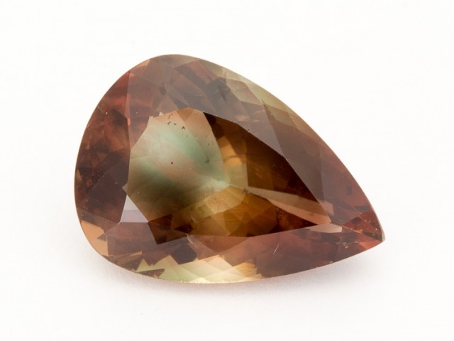 15.5ct Rootbeer Pear Sunstone (S1892)