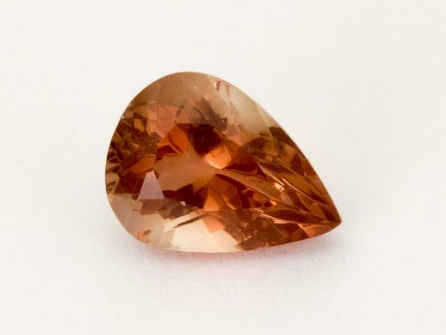 1.1ct Oregon Sunstone, Red Pear (S1829)