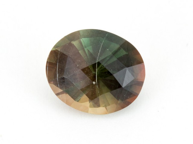 4.4ct Oregon Sunstone, Green Oval (S1884)