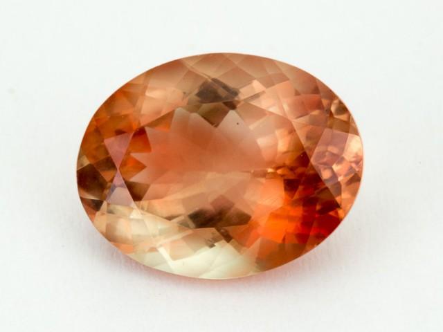 5.2ct Oregon Sunstone, Peach Oval (S1942)