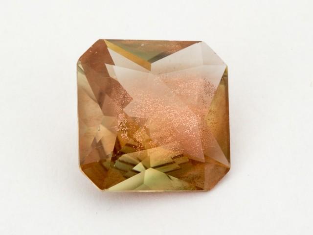 8.6ct Oregon Sunstone, Pink Square (S1049)