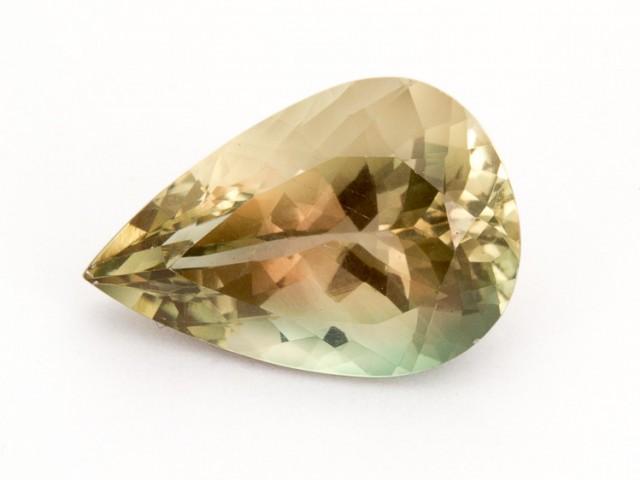 8ct Oregon Sunstone, Dichroic Pear (S1865)